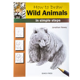 How to Draw Wild Animals in Simple Steps